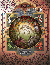 couverture Against the Dark