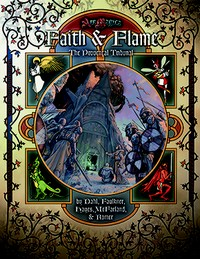 Couverture Faith & Flame