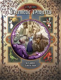 Couverture Hermetic Projects