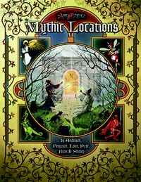 Couverture Mythic Locations