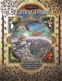 Couverture Tales of Power
