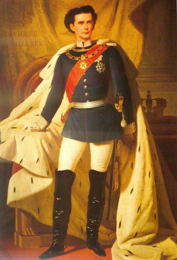 Louis II de Bavière Louis21