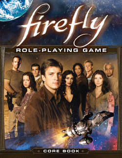 Couverture Firefly RPG