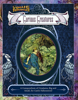 Couverture Curious Creatures