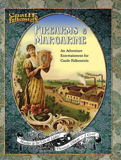 Couverture Firearms & Margarine