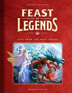 Couverture Feast of Legends