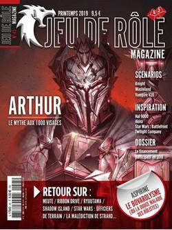 Couverture JdR Mag 45