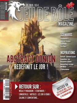 Couverture JdR Mag 46