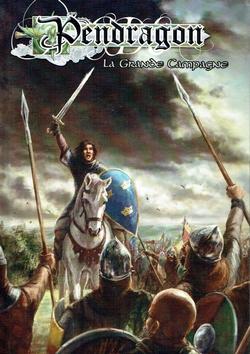 Couverture Grande Campagne Pendragon