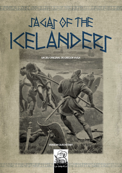 Couverture Saga of the Icelanders