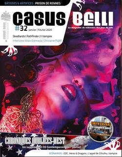 Couverture Casus Belli 32