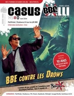 Couverture Casus Belli Hors Série #0