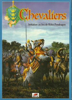 Couverture Chevaliers