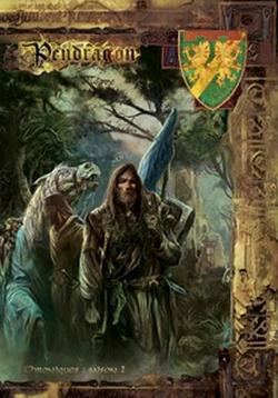 Couverture Chroniques Pendragon Saison 1
