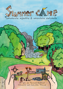 Couverture Summer Camp
