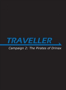 Couverture Pirate of Drinax
