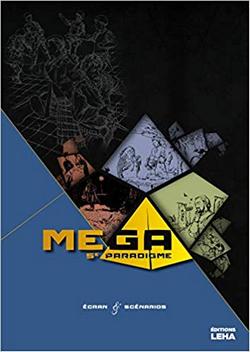 Couverture livret écran Mega 5
