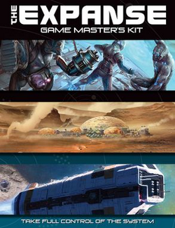 Couverture GM Kit The Expanse
