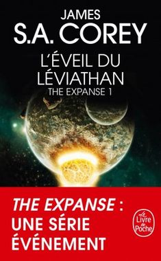 Couverture The Expanse 1