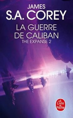 Couverture The Expanse 2