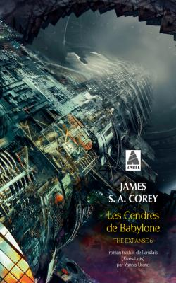 Couverture The Expanse tome 6