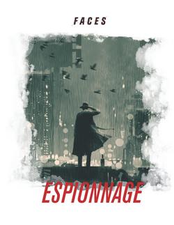 Couverture FACES Espionnage