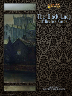 Couverture Black Lady of Brodick Castle