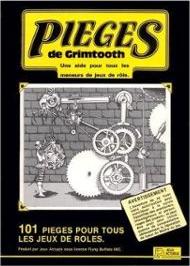 Couverture des Pièges de Grimtooth