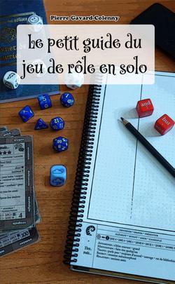Couverture Petit guide du JdR solo