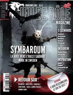 Couverture JdR Mag 37