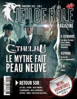 Couverture JdR Mag 29