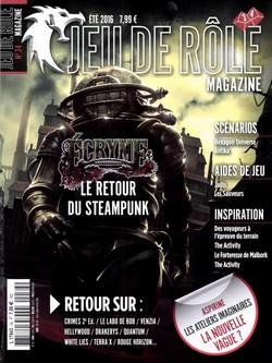 Couverture JdR Mag 34