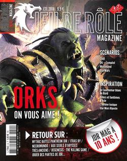 Couverture JdR Mag 42