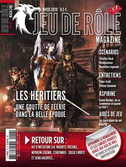 Couverture JdR Mag 48