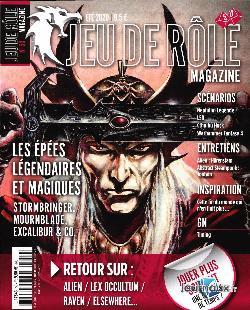 Couverture JdR Mag 50