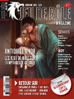 Couverture JdR Mag 51