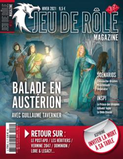 Couverture JdR Mag 52