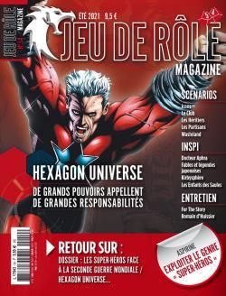 Couverture JdR Mag 54