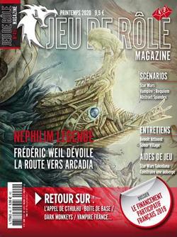Couverture JdR Mag 49