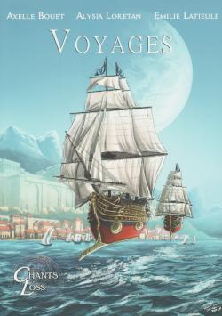 Couverture Voyages - Les Chants de Loss