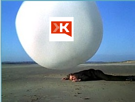 Le Prisonnier + Klout = ?