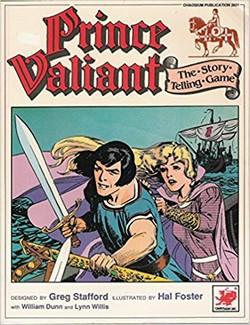 Couverture Prince Valiant