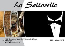 Couverture Saltarelle 9
