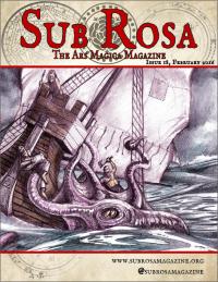 Sub Rosa 18 - Cover