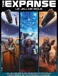 Couverture The Expanse VF