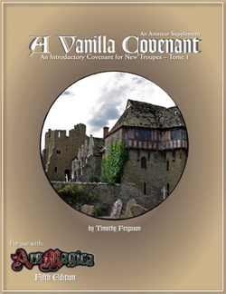 Couverture Vanilla Covenant